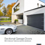 Click to see PDF of new sectional garage doors
